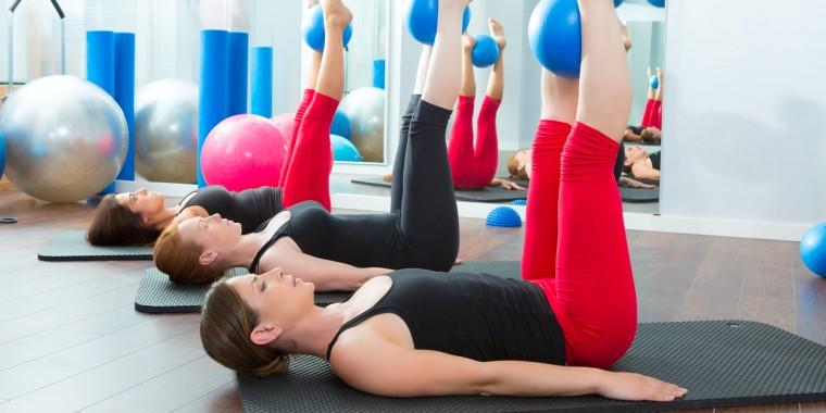Pilates Classes Woking